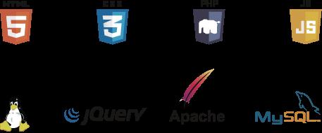 Logos technos web