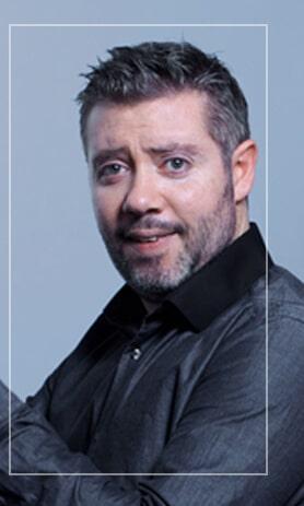 David directeur commercial et directeur associé