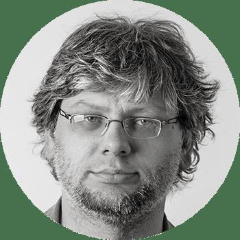 Tomasz Directeur technique Studio Kiwik