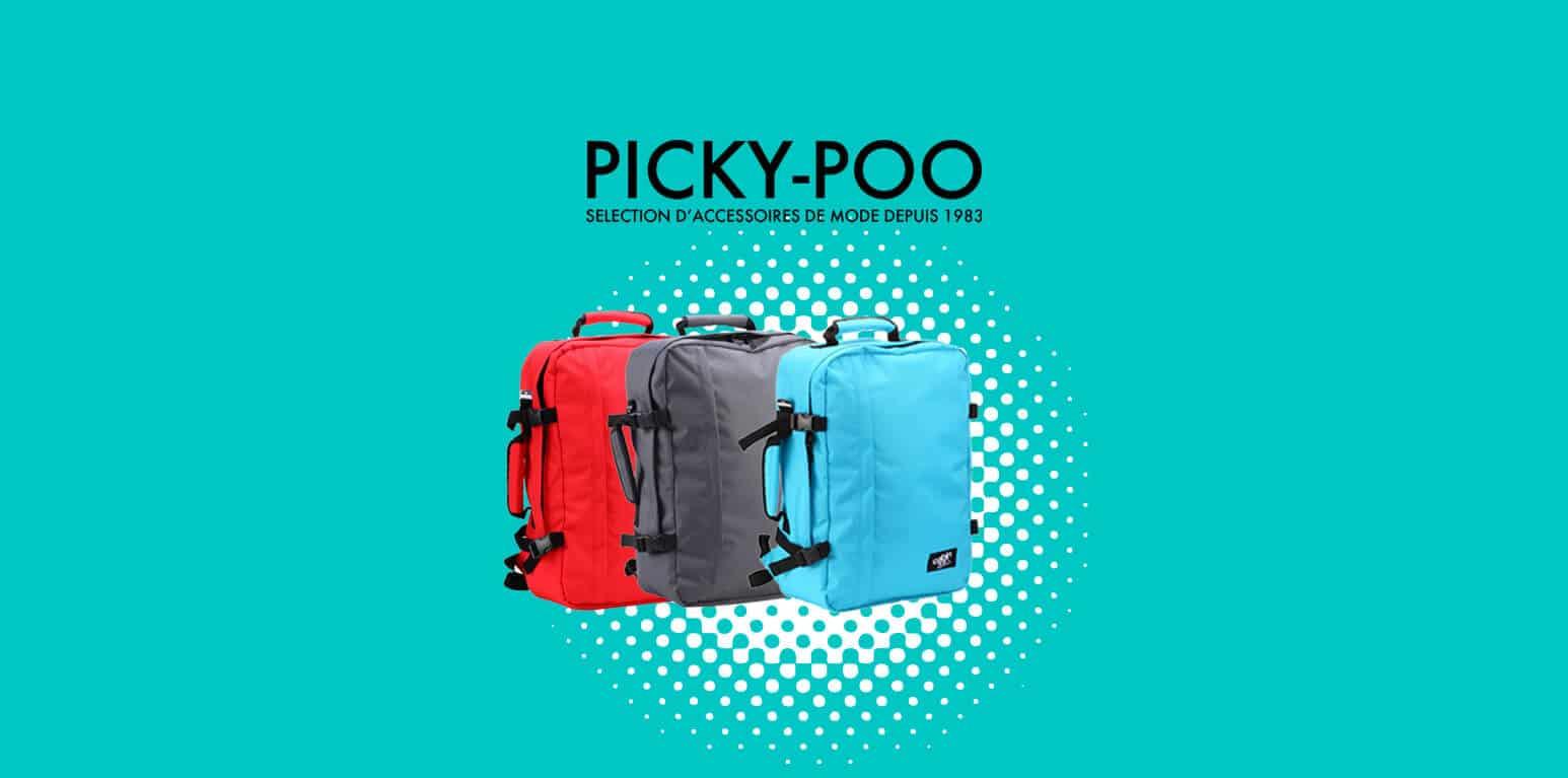 site e-commerce prêt-à-porter btob Picky Poo