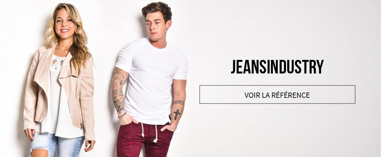 Jeans Industry référence PrestaShop e-commerce Kiwik