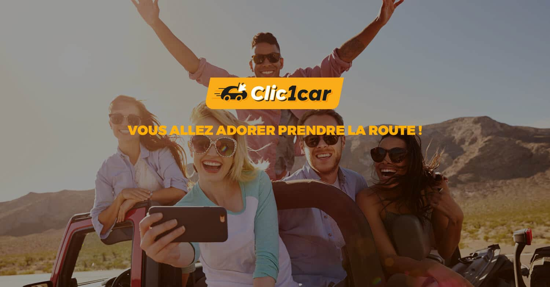 Site e-commerce PrestaShop voiture d'occasion Clic 1 Car
