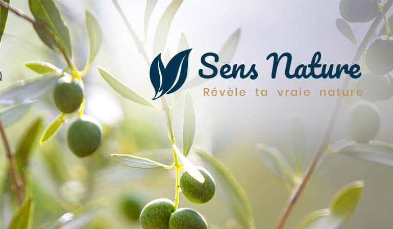 site e-commerce cosmétiques naturels et bio - Sens Nature