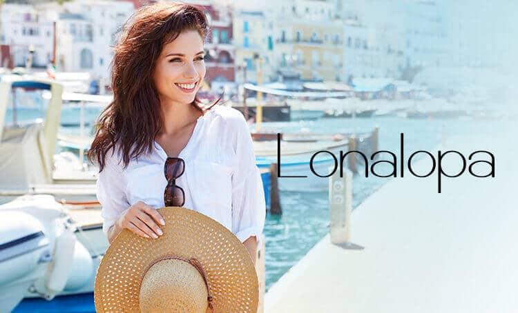 Réalisation boutique e-commerce LonaLopa