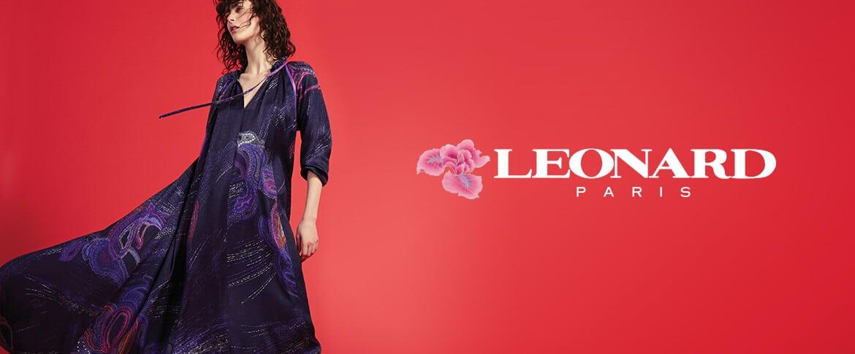 Référence site e-commerce Leonard Paris