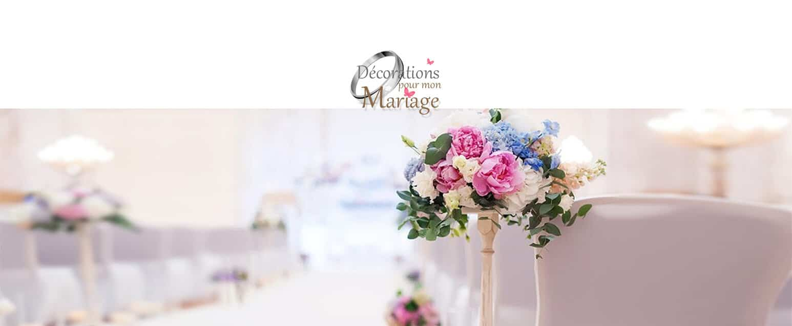 site e-commerce Prestashop decorations mariages