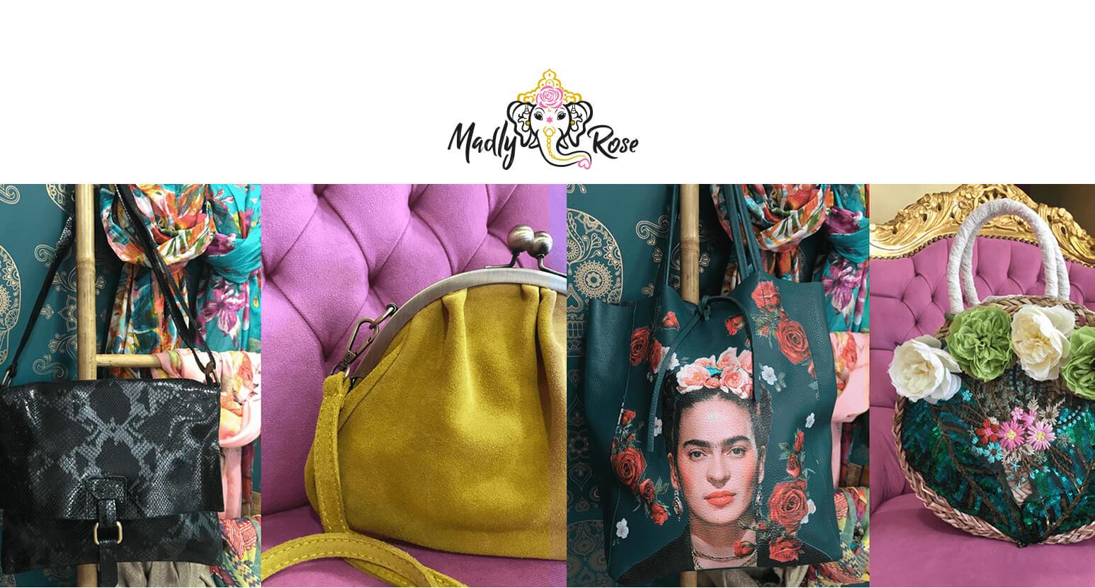 Madlyrose, boutique en ligne prêt-à-porter