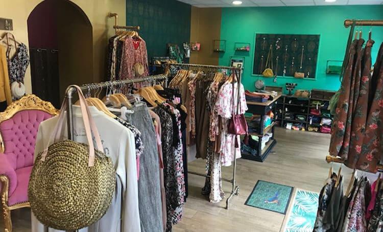 MadlyRose, site e-commerce PrestaShop vêtement femme