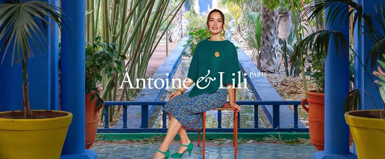 réalisation e-commerce Antoine et Lili