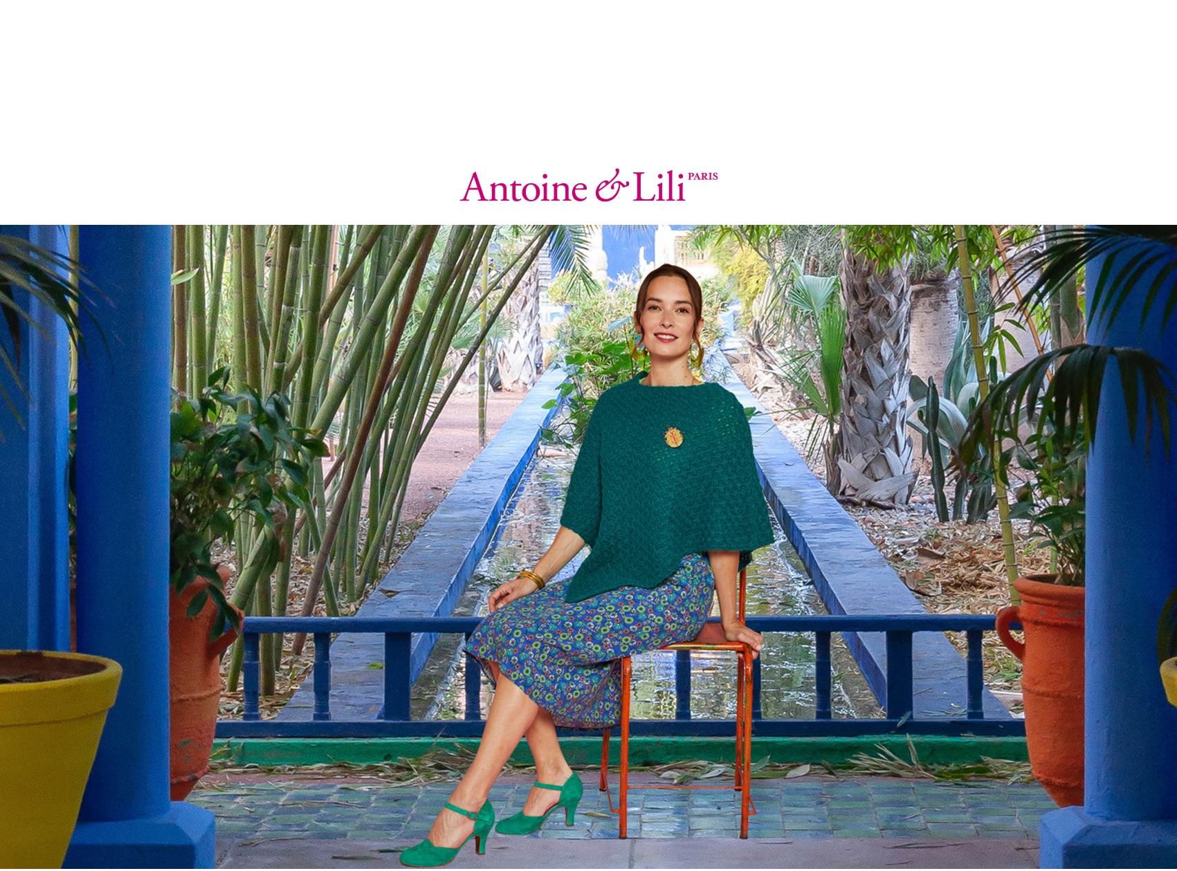 E-commerce Antoine et Lili
